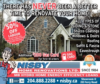 There Has Never Been a Better Time to Renovate Your Home!