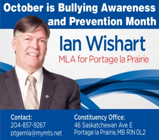 October is Bullying Awareness and Prevention Month