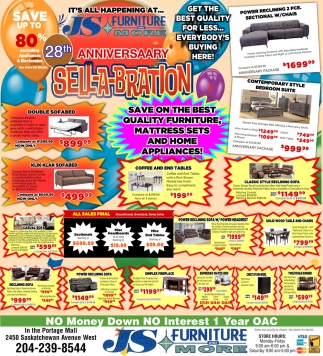 28th Anniversary Sell-A-Bration