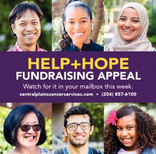 Help+Hope Fundraising Appeal