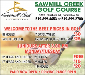 Welcome To The Best Prices In Golf
