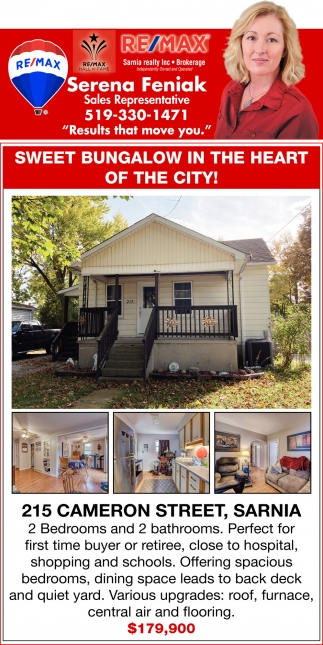 Sweet Bungalow In The Heart Of The City!