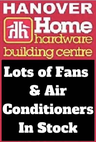 Lots Of Fans & Air Conditioners In Stock