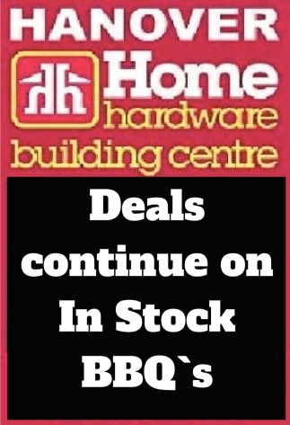 Deals Continue On In Stock BBQ's