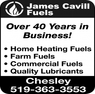 Over 40 Years In Business!