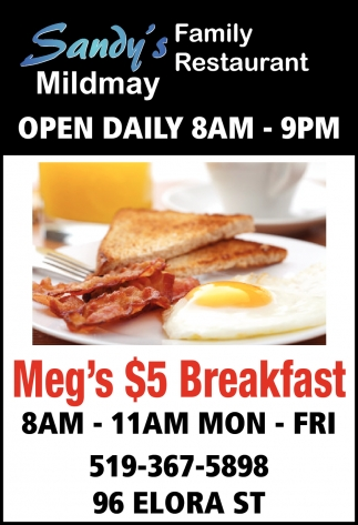 Open Daily 8AM - 9PM