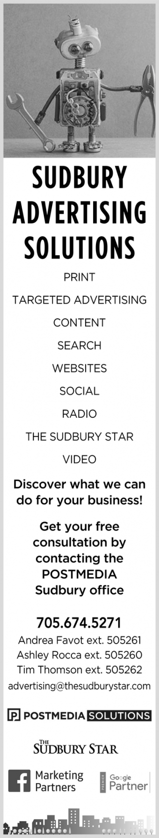 Sudbury Advertising Solutions