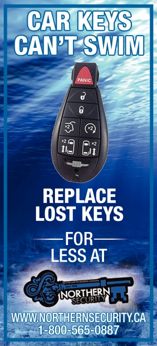 Car Keys Can't Swim