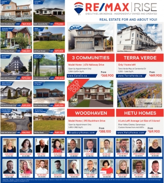 Real Estate for You and About You!