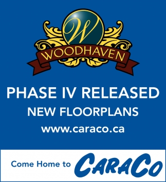 Woodhaven Phase IV Released New Floorplans