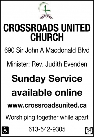 Sunday Service Available Online