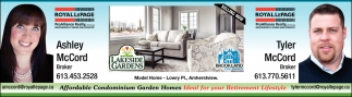 Affordable Condominium Garden homes