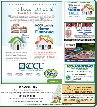 The Local Lenders!