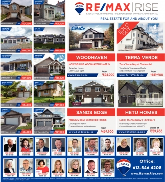 Real Estate for and About!