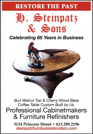 Celebrating 65 Years in Business