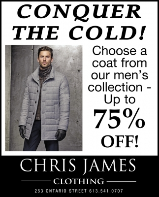 Last Call Winter Clearance