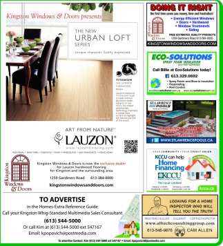 Kingston Windows & Doors Presents