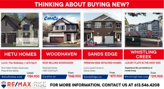 Thinking About Buying New?