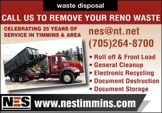 Call Us to Remove Your Reno Waste
