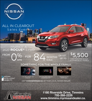 All in Clearout Sales Event