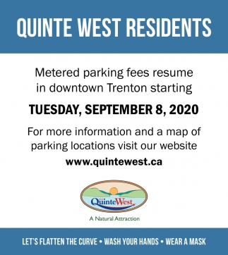 Quinte West Residents