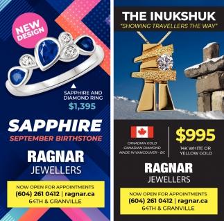Diamond Anniversary Bands, Ragnar Jewellers, Vancouver, BC