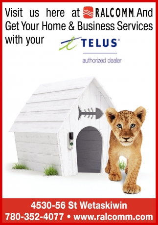 Get Your Home & Business Services With Your Telus
