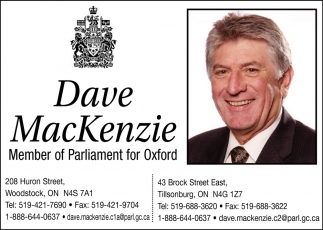Member Of Parliament For Oxford
