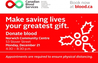 Make Saving Lives Your Greatest Gift.