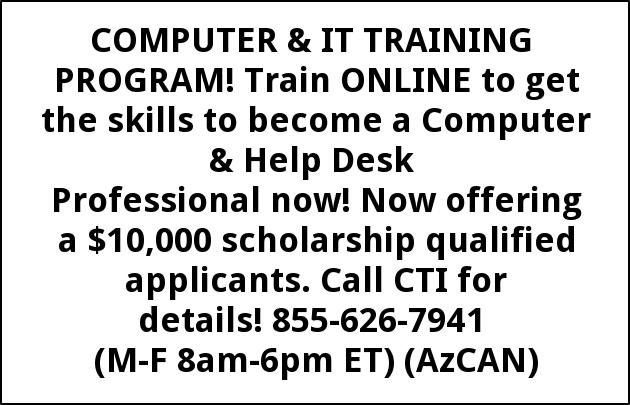 Computer & IT Training/ Program!