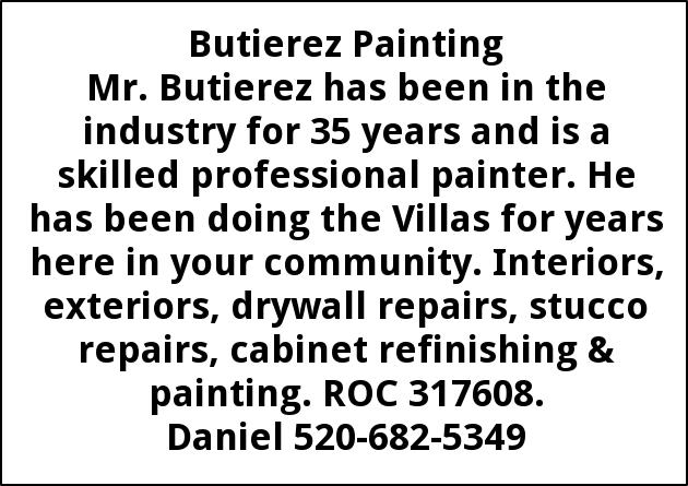 Skilled Professional Painter