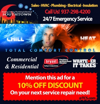 24 7 Emergency Service Southtowns Heating Cooling Plumbing