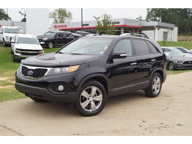 Used 2013 Kia Sorento EX V6 Front-Wheel Drive EX SUV 6 Cylinder in Oxford, MS