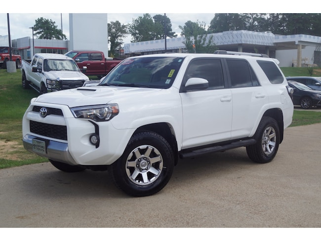 Certified Pre-Owned 2015 Toyota 4Runner Trail 4x4 4x4 Trail SUV 6 Cylinder For Sale Oxford, MS