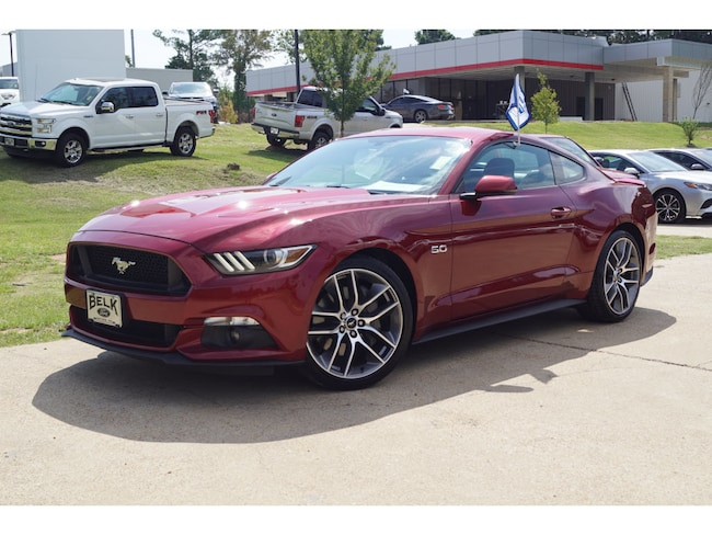 Certified Pre-Owned 2017 Ford Mustang GT Premium GT Premium Fastback 8 Cylinder For Sale Oxford, MS