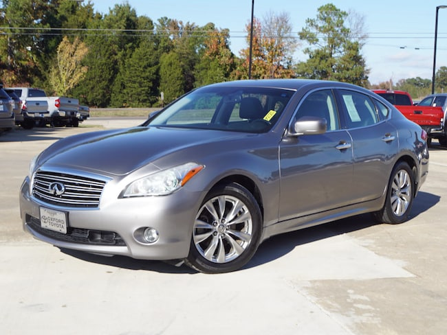 Used 2012 INFINITI M37 Rear-Wheel Drive Sedan Sedan 6 Cylinder in Oxford, MS