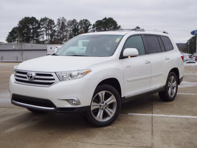 Used 2011 Toyota Highlander Limited Limited SUV 6 Cylinder in Oxford, MS