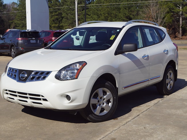 Used 2015 Nissan Rogue Select S Front-Wheel Drive S Crossover 4 Cylinder in Oxford, MS