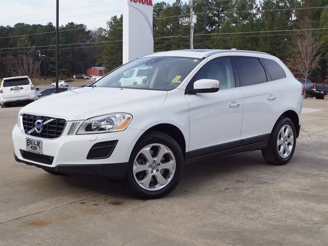 Used 2013 Volvo XC60 3.2 Premier Plus Front-Wheel Drive 3.2 SUV 6 Cylinder in Oxford, MS