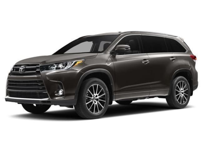 Certified Pre-Owned 2017 Toyota Highlander SE V6 All-Wheel Drive AWD SE SUV 6 Cylinder For Sale Oxford, MS