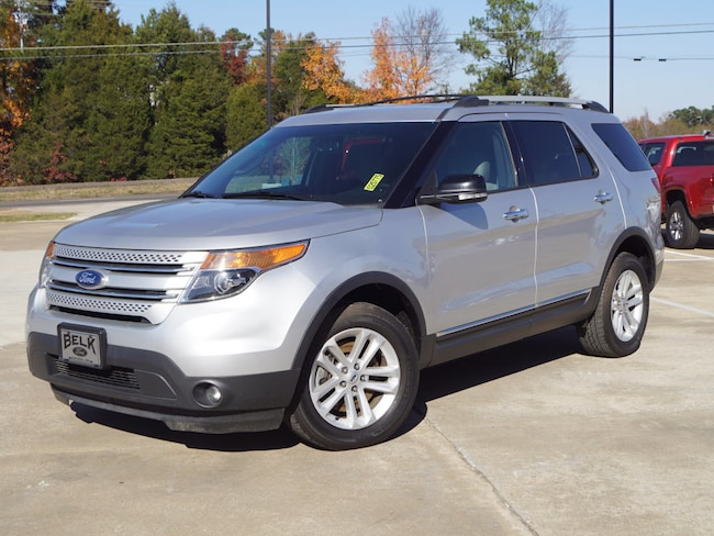 Used 2015 Ford Explorer XLT 4x4 AWD XLT SUV 6 Cylinder in Oxford, MS