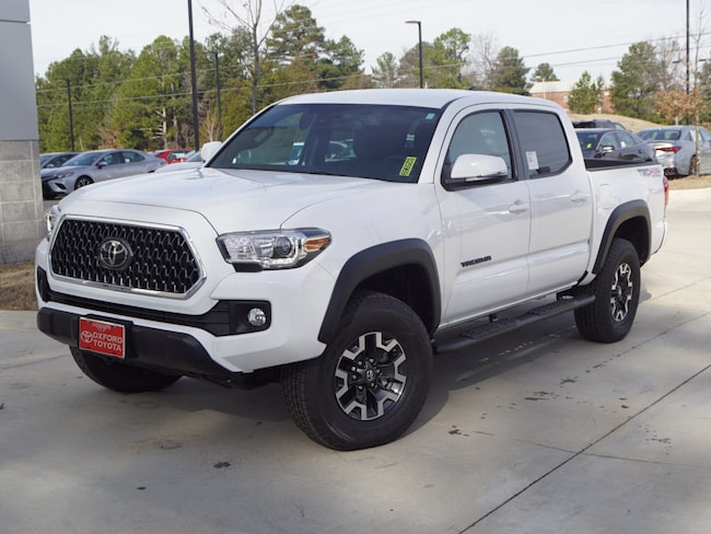 Used 2018 Toyota Tacoma TRD OFF Road Double CAB 5 4x4 TRD Off-Road Double Cab 5.0 ft SB 6A 6 Cylinder in Oxford, MS