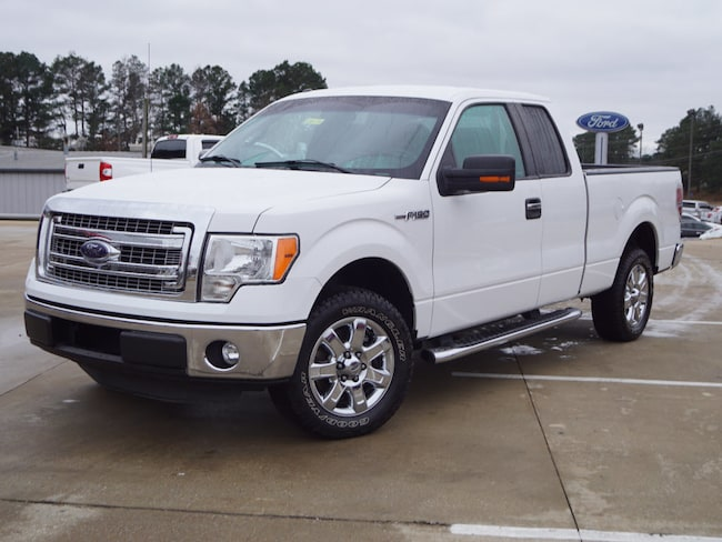 Used 2014 Ford F-150 XLT 4x2 XLT SuperCab Styleside 6.5 ft. SB 6 Cylinder in Oxford, MS
