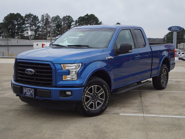 Used 2015 Ford F-150 XLT 4x4 Supercab Styleside 6.5 ft. 4x4 XLT SuperCab 6.5 ft. SB 8 Cylinder in Oxford, MS