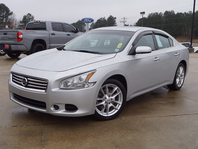Used 2014 Nissan Maxima 3.5 S Sedan 3.5 S Sedan 6 Cylinder in Oxford, MS