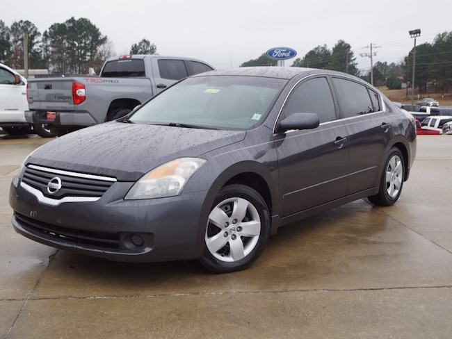 Used 2008 Nissan Altima 2.5 S (50 State) 2.5 S Sedan CVT 4 Cylinder in Oxford, MS
