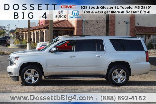 Certified Pre-Owned 2017 Chevrolet Suburban 2WD 1500 Premier