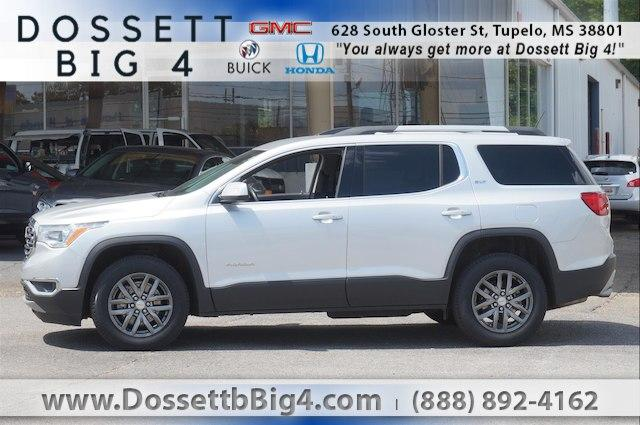 Certified Pre-Owned 2018 GMC Acadia FWD SLT-1
