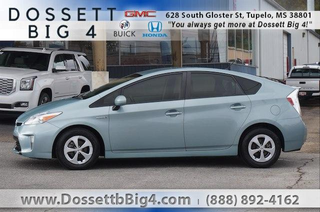 Pre-Owned 2013 Toyota Prius 5dr HB One (Natl)