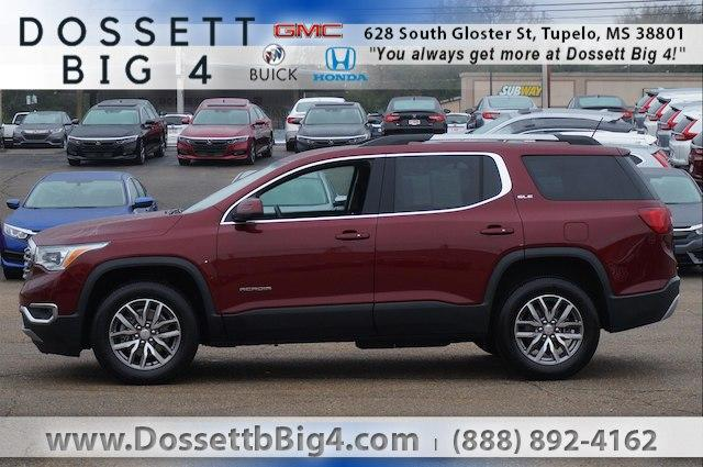 Pre-Owned 2018 GMC Acadia FWD SLE-2